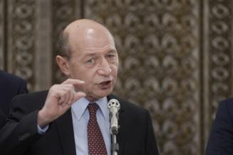 Schimb dur de replici intre Basescu si Gorghiu, in plenul Senatului, in cadrul dezbaterilor pe ordonanta 13