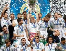 Schimb spectaculos de jucatori intre Real Madrid si Juventus