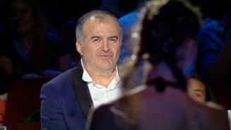 """Schimb surprinzator de replici intre Florin Calinescu si Andra, la """"Romanii au talent"""". """"Nu poti sa o canti, n-ai voce"""""""
