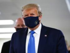 "Schimbare brusca de tratament. Lui Donald Trump i-a fost administrat Remdesivir. Primul mesaj transmis din spital: ""Ma simt bine. Cred"""