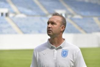 Schimbare de antrenor la Craiova: Tehnicianul surpriza care il inlocuieste pe Mangia