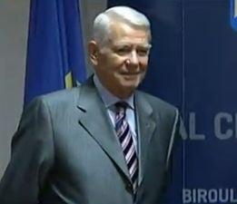 Schimbare de situatie: PDS il sustine in continuare pe Melescanu la prezidentiale
