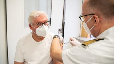 Schimbare importanta la centrele de vaccinare: Persoanele de peste 60 de ani se vor putea prezenta fara programare VIDEO