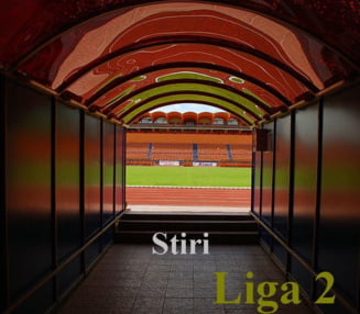 Schimbare majora in fotbalul romanesc! Liga 2 are play-off si play-out