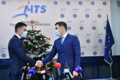 Schimbare si la Ministerul Tineretului si Sportului. Ionut Stroe i-a predat mandatul lui Eduard Novak