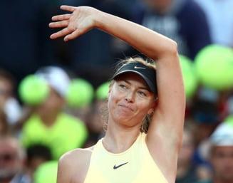 Schimbarea de regulament propusa de Maria Sharapova inaintea semifinalei cu Simona Halep de la Roma