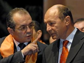 Schimbarea lui Boc. Si mutarea lui Basescu (Opinii)