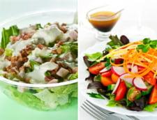 Schimbari alimentare simple, pentru o scadere semnificativa in greutate