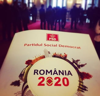 Schimbari majore la varful PSD: Penalii nu pot ocupa functii politice