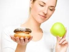 Schimbari minore pentru a limita numarul de calorii pe zi