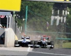 Schumacher, penalizat pentru gestul nesportiv de la Hungaroring