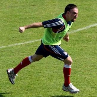 Schuster: Ribery va juca la Real Madrid din vara