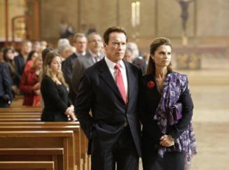 Schwarzenegger dezvaluie motivul divortului: Am un copil nelegitim