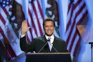 Schwarzenegger vrea sa candideze la functia de presedinte al SUA