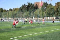 Scoala gimnaziala Avram Iancu din Turda la Campionatul national de fotbal unificat