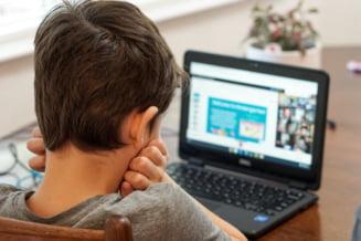 """Scoala in sistemul online, interpretata de elevi ca o vacanta de vara. Profesoara: """"Cu siguranta a generat regres"""""""