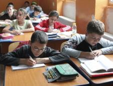 Scolile din Bucuresti, la inspectie - unele clase pregatitoare nu au materiale didactice