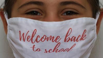 Scolile din Romania, redeschise dupa trei luni de cursuri online. In cele mai multe localitati, scoala se reia in scenariul verde