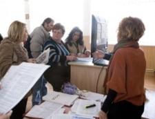 Scolile incep miercuri a patra etapa de inscriere in clasa pregatitoare si in clasa intai