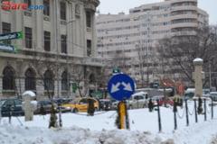 Scolile raman inchise in 9 judete si in Bucuresti. Cursuri suspendate partial in alte 12 judete