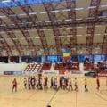 Scor uluitor în campionatul de handbal din România: a plouat cu goluri