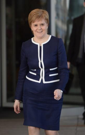 Scotia cere un referendum pe tema independentei cu o zi inainte de declansarea Brexitului