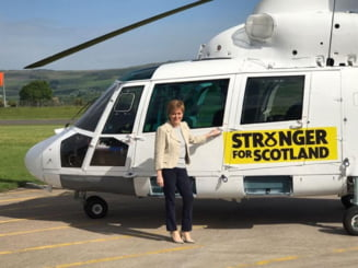 Scotia face referendum de independenta dupa ce se stabilesc termenii Brexitului