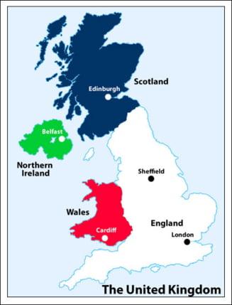 Scotienii au votat impotriva independentei: Ce urmeaza pentru Marea Britanie