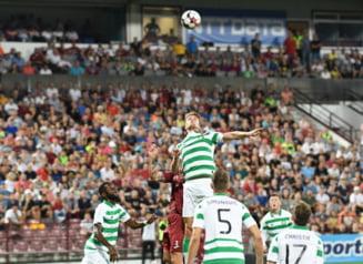 Scotienii sunt multumiti dupa remiza cu CFR Cluj din Champions League si avertizeaza pe Dan Petrescu