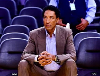 "Scottie Pippen, nemultumit de felul cum a fost portretizat de Jordan in documentarul ""The Last Dance"""