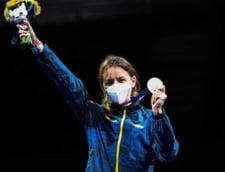 """Scrimera Ana Maria Popescu si-a anuntat urmatorul obiectiv: """"Daca va fi nevoie sa ne suflecam manecile sa dam cu lavabila..."""""""