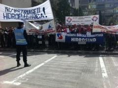 Scrisoare deschisa. Sindicalistii Hidrosind solicita inlocuirea administratorului judiciar al Hidroelectrica