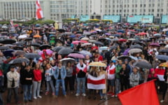 """Scrisoare deschisa pentru sustinerea protestelor declansate de alegerile din Belarus: """"Romanii au trait asta cu exact doi ani inainte"""""""