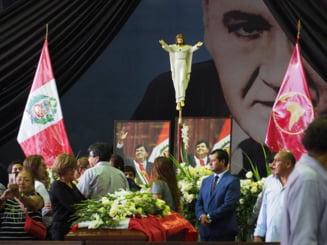 Scrisoarea de adio lasata de fostul presedinte al Peru, Alan Garcia, inainte de a se sinucide