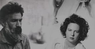 Scrisorile de dragoste dintre Constantin Brancusi si Florence Meyer, scoase la licitatie