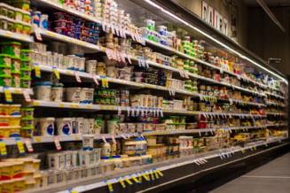 Scumpire dramatica a alimentelor in luna noiembrie. E cel mai mare salt din ultimii sapte ani