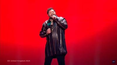 Scuza gasita de britanici dupa infrangerea usturatoare de la Eurovision. Reactia Guvernului Marii Britanii VIDEO