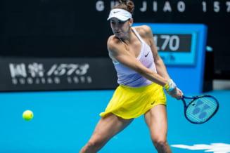 Se știe prima finalistă din turneul olimpic de tenis feminin