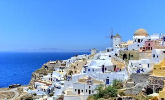 Se anunta temperaturi de foc in Grecia, de peste 43 de grade Celsius, in zilele urmatoare VIDEO