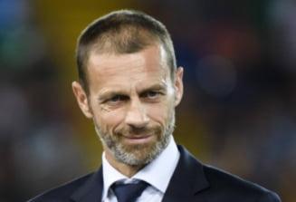 """Se ascut sabiile in fotbalul continental: """"E presedintele unui nimic"""". La mijloc e Superliga europeana"""