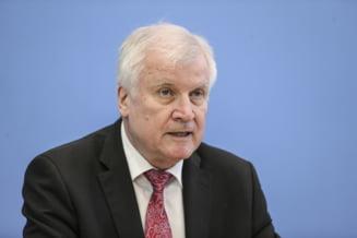 Se clatina Guvernul Merkel? Ministrul de Interne confirma ca are de gand sa demisioneze