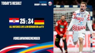 Se cunosc primele doua semifinaliste de la Campionatul European de handbal