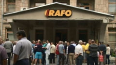 Se dau salariile restante de la RAFO