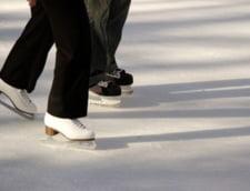 """Se deschide patinoarul """"Ice Age 4"""""""