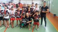 Se disputa sambata Intrare libera la Cupa New K-1 Generation la kickboxing, de la Navodari (document)