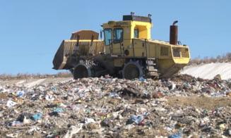 Se extinde groapa de gunoi de la Aninoasa