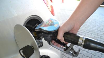 Se ieftineste benzina - vezi unde si cu cat
