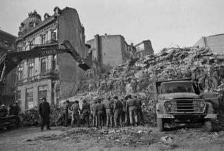 Se implinesc 34 de ani de la marele cutremur din 1977 (Video)