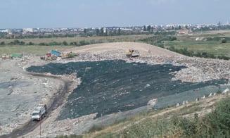 Se inchide depozitul de deseuri de la Chiajna. Iridex: Primaria Bucuresti nu a prelungit contractul