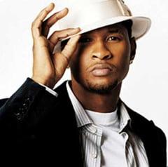 Se insoara Usher - Rapperul e generos: inelul e imens! (Foto)